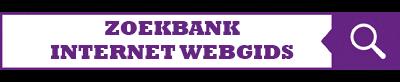 Zoekbank Internet Webgids